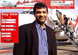 AirAsia's Tony Fernandes