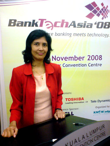 BankTechAsia 2008: Web 2.0 and communications