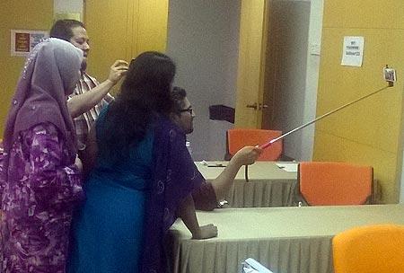 Video Journalism training