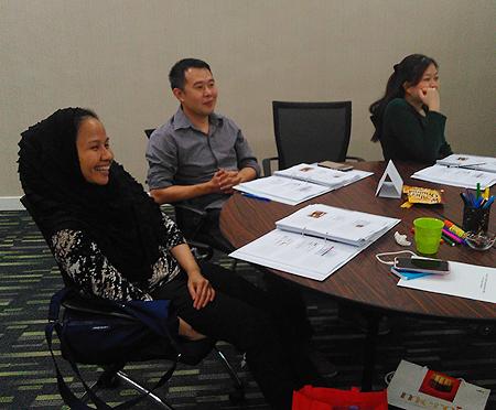 Crisis Communications Training